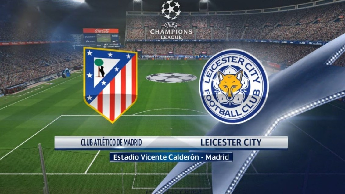 Royal - ATL MADRID vs LEICESTER CHAMPIONS LEAGUE BETTING ...