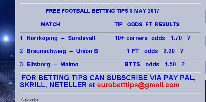 free online betting tips