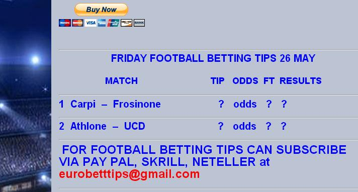 tips football betting