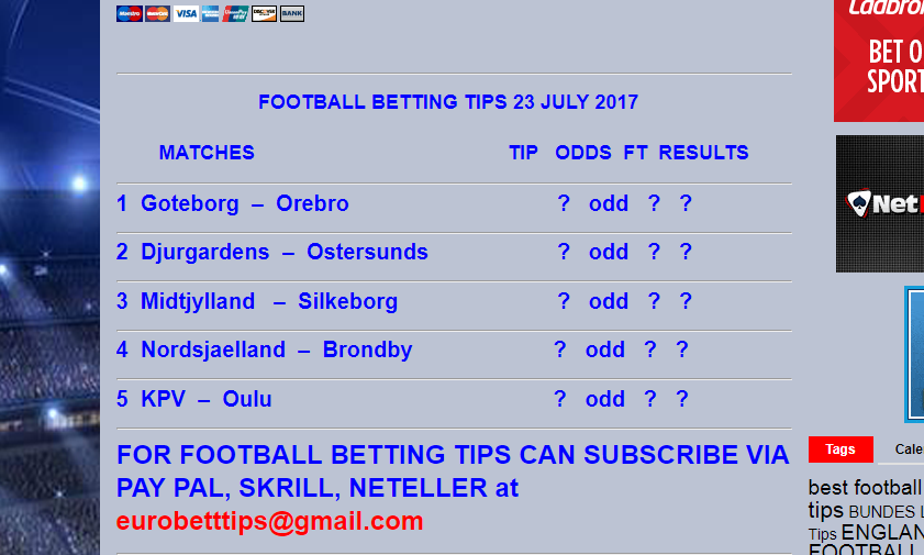 Soccer betting strategy 3 tips : What is artificial intelligence
