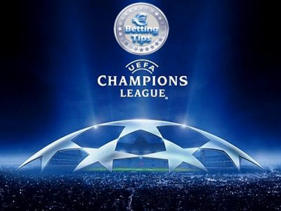 Football Betting Tips 13 February 2019. Odd 5.22 Champions League Betting Tips 12 December 2018 - Euro Betting Tips - Champions League Betting Tips 12 December 2018. Odd 4.20 and a good chance to win. Champions League 12 December 2018 Champions League Betting Tips 27 November 2018 Champions League Betting Tips 7 November 2018 Champions League Betting Tips 6 November 2018 Champions League Betting Tips 24 October 2018 Champions League Betting Tips 3 October 2018 - Euro Betting Tips - Champions League Betting Tips 3 October 2018. Odd 8.2 and a good chance to win. Champions League 3 October 2018 Champions League 2 October 2018 Champions League Betting Tips 2 October 2018