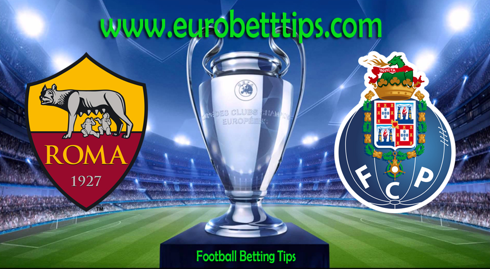 Champions League AS Roma vs FC Porto Info, Lineups, Betting Tips, Champions League AS Roma vs FC Porto Betting Tips - Euro Betting Tips